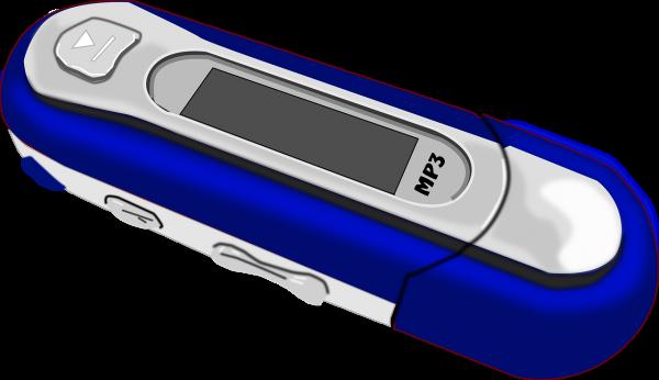 Photo d'un baladeur MP3